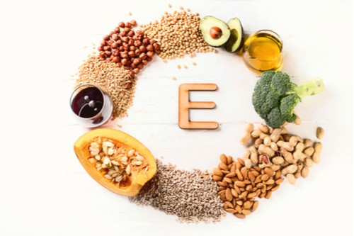 Vitamin E Requirements and Food Sources